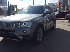 Bmw X3 2.0 Xdrive28ia X Line At 2017