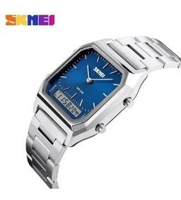Relógio De Pulso Skmei 1220 Original Digital Analógico Vogue