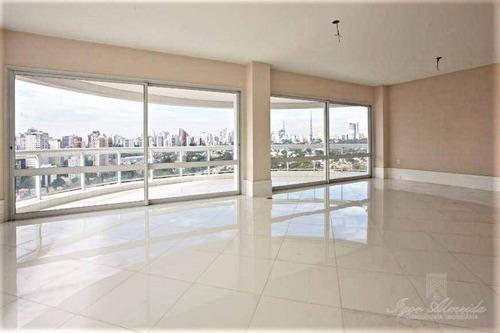 Imagem 1 de 17 de Cobertura Com 3 Dormitórios À Venda, 416 M² Por R$ 7.000.000,00 - Perdizes - São Paulo/sp - Co1102
