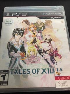 Tales Of Xillia Ps3 Fisico