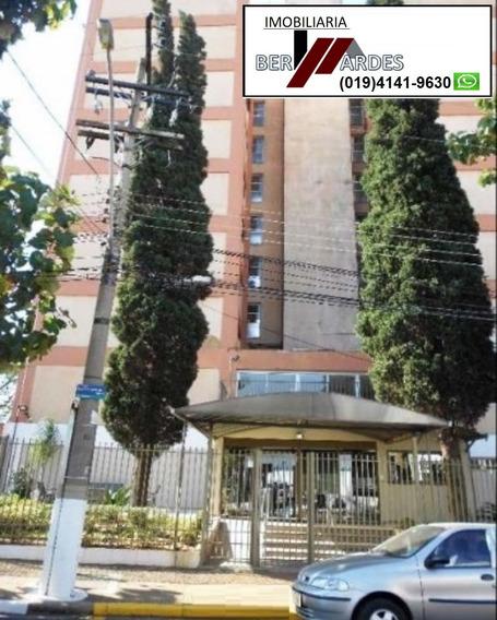 Apartamento Para Venda Edifício Ambiente Jardim Do Trevo, Campinas - Ap00237 - 31965969