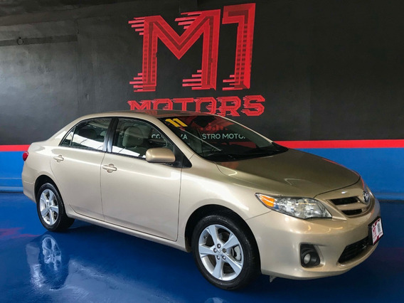Toyota Corolla Xle At 2011 Arena $ 135,000