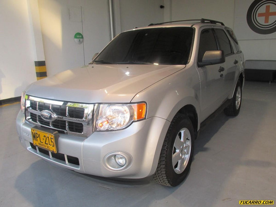 Ford Escape Xlt 4x4 Full Equipo