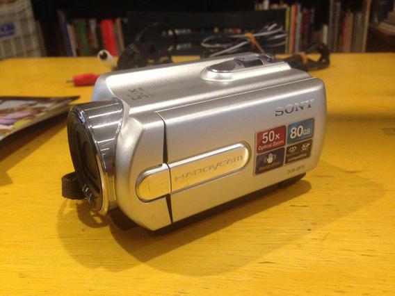 Filmadora Sony Handycam Dcr 15e Com 80 Gb Memória