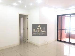Excelente Apartamento Para Locação No Edifício Grand Floridian  Alphaville - Confira !!! - Ap2367