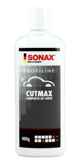 Composto Polidor De Corte 400g - Cutmax - Sonax