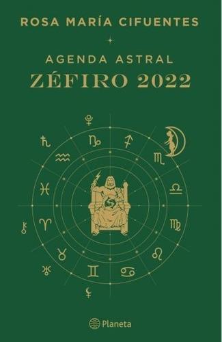 Imagen 1 de 1 de Agenda Astral Zéfiro 2022