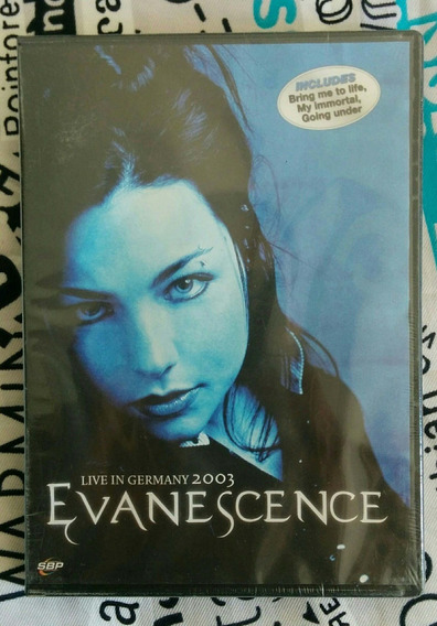 Evanescence : Live In Germany 2003 - Nuevo