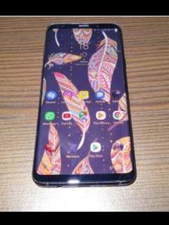 Celular Samsung S9 Plus( Usado,impecable)