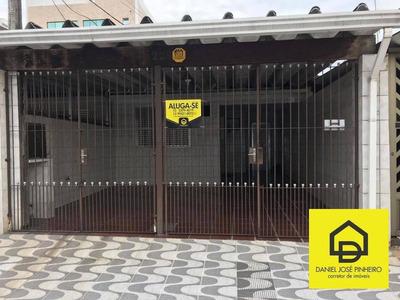 Locação Definitiva- 2 Dormitórios No Boqueirão/praia Grande - Ca0051