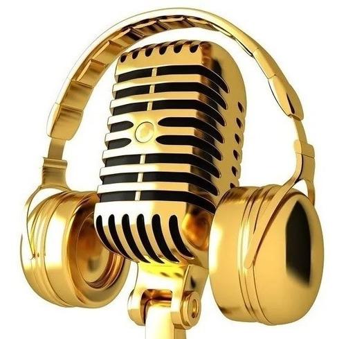 Imagem 1 de 1 de Gravação Propaganda Áudio Carro Som Loja Radio (voz)