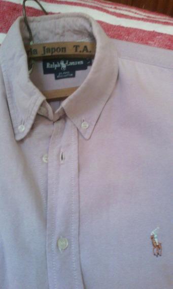 Camisa Rapl Lahuren - L - Salmon