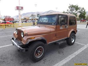 Jeep Cj Cj7 Limited