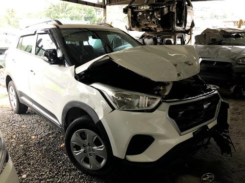 Sucata Hyundai Creta 1.6 2019 Automatica