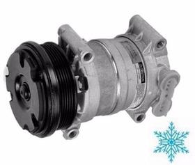 Compressor Ar Condicionado Gm S10 Blazer 4.3 V6 6 Cilindros