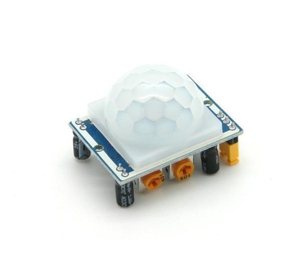 Sensor Presença E Movimento Arduino Sr501 Hc-sr501
