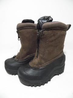Botas Nieve Frio Agua Niño Thinsulate 5 Usa 11cm G784