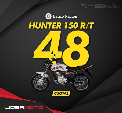 Corven Hunter 150 - Base Econo Lidermoto Colores Disponibles