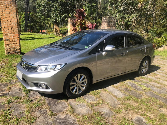 Honda Civic 2.0 Lxr 2014