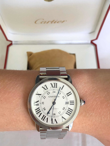 Cartier Rounde Solo 42mm Original