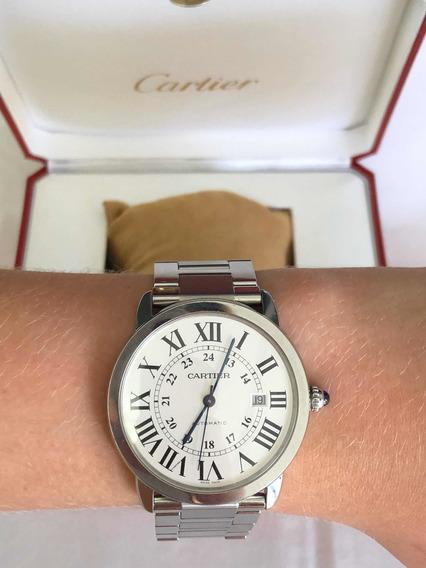 Cartier Rounde Solo 42mm Original