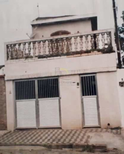 Sobrado Com 3 Dorms, Vila Cascatinha, São Vicente - R$ 265 Mil, Cod: 1663 - V1663
