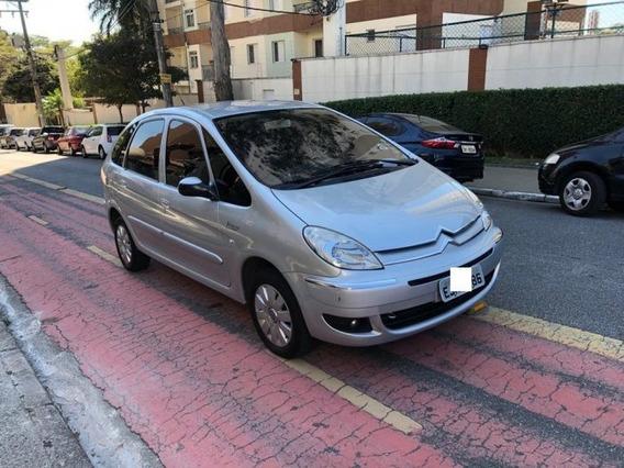 Xsara Picasso 2.0 I Exclusive 16v Gasolina 4p Automático