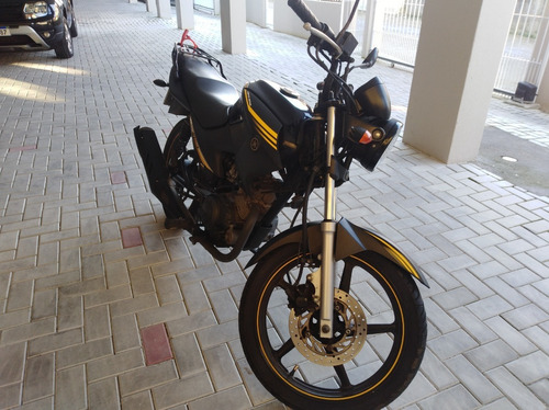 Yamaha Ybr Factor 125 Ed 2014