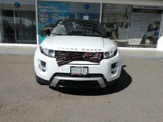 Land Rover Evoque 2.0 T, Dynamic 2015