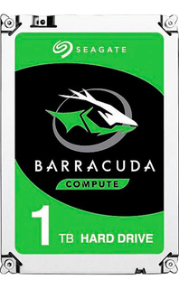 Hd Seagate 1tb Barracuda St1000dm010 Sata 64mb 3.5 7200rpm