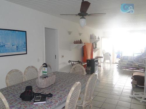 Imagem 1 de 30 de Apartamento À Venda - Condomínio Sorocotuba - Guarujá. - Ap4452