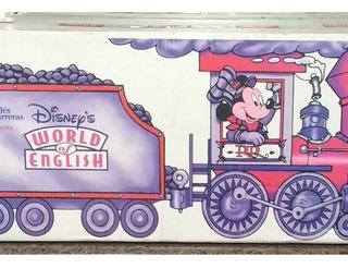 Mundo De Ingles De Disney Nuevo Envio Gratis