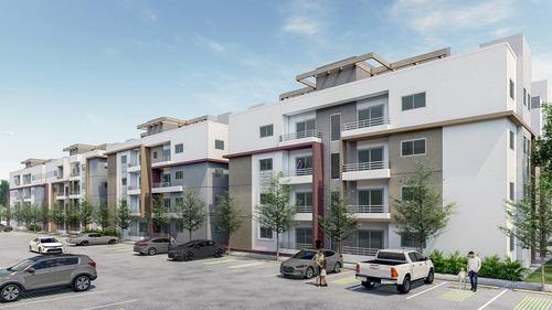 Imagen 1 de 14 de Hermoso Proyecto De Apartamentos En La Jacobo Majluta
