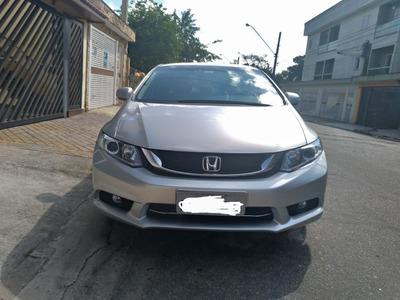 Honda Civic 2.0 Lxr Flex Aut. 4p 2016