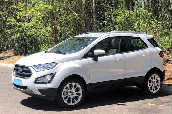 Ford Ecosport Titanium - 9.600 Km - 2.0 16v Titanium Aut