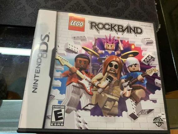Game Rockband Lego Para Nintendo Ds