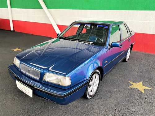 Volvo 460 Glt 2.0, Completo. Em Raro Estado!