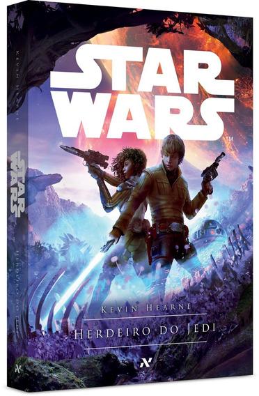 Livro Star Wars - Herdeiro Do Jedi - Kevin Hearne - Aleph
