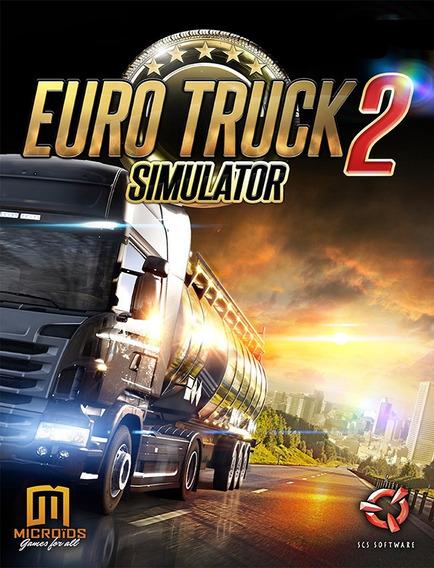 Euro Truck Simulator 2 Pc - 100% Original (steam Key)