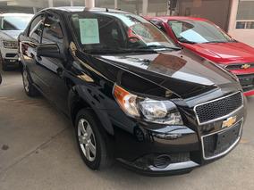 Chevrolet Aveo Ls 2016 Paquete J Automático