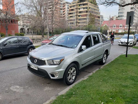 Ssangyong Actyon Sport 4.2 At 2.0