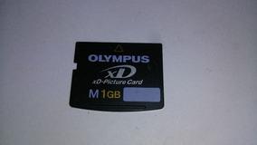 Cartão De Memoria Olympus Xd 1gb