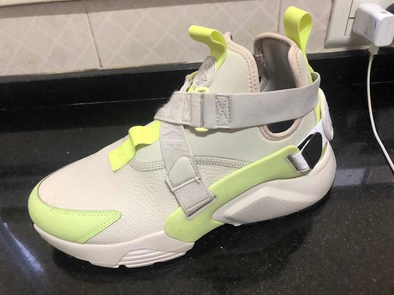 Zapatillas Nike Air Huarache Fluor