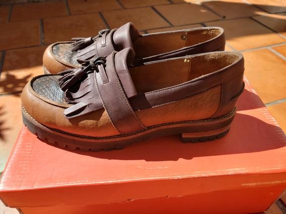Zapatos Maggio&rossetto 37 Nuevos En Caja No Bendito Paruolo