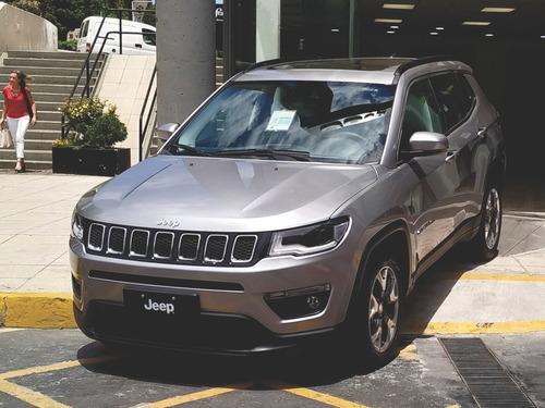 Jeep Compass Longitude At6 2020 0km Color Toda La Gama