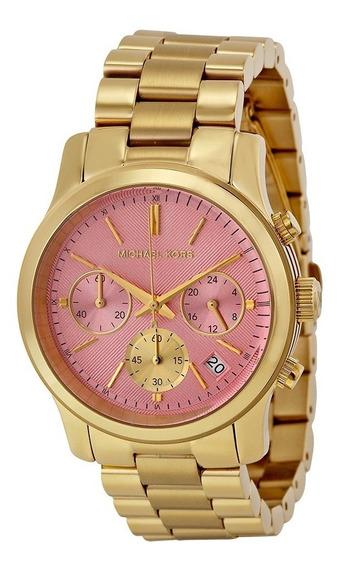Relógio Feminino Michael Kors Mk6161 Dourado