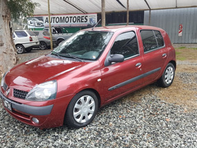 Renault Clio 2005 1.2 F2 Authentique Aa 5 Puertas Anticipo