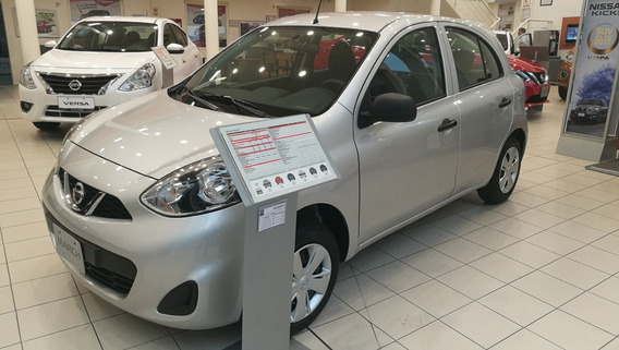 Nissan March 1.6 Anticipo Y Entrega Inmediata 0km 2020