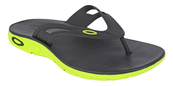 Chinelo Oakley Rest Verde