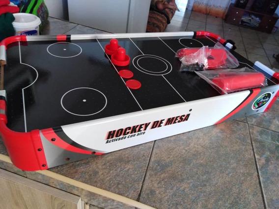 Hockey De Mesa Activado Con Aire
